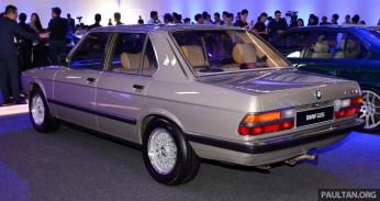 BMW 5 Series Heritage 6