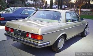 C123 Mercedes-Benz E-Class Coupe 10