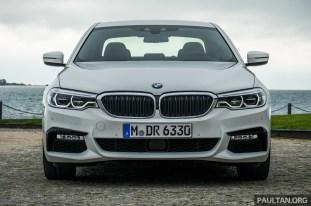 G30 BMW 5 Series 8