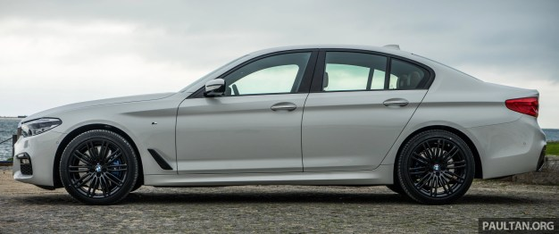 G30 BMW 5 Series 9