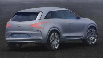 Hyundai FE Fuel Cell Geneva BM-2