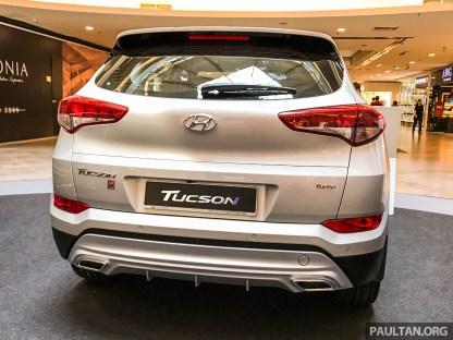 Hyundai Tucson Turbo 5