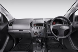 Isuzu D-Max 3.0L Single Cab launched 4