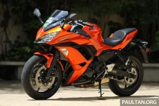 Ride Impression 2017 Kawasaki Ninja 650 And Z650