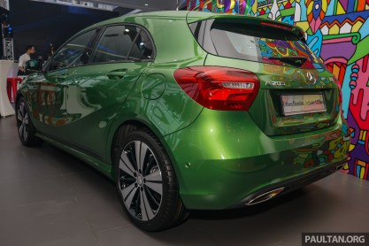 Mercedes-Benz A 200 Activity Edition 2