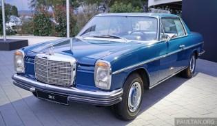 W114 Mercedes-Benz E-Class Coupe 2