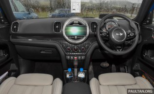 F60 MINI Cooper S Countryman ALL4 review-int 1
