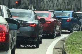 Infiniti Q60 Malaysia spotted 3