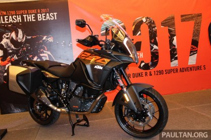 KTM Super Adventure S launch BM-10