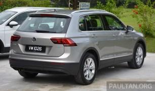Volkswagen Tiguan Drive 13