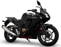 2017 Honda CBR250R colours - 3