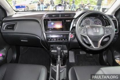 Honda City 2017 drive Malacca-27