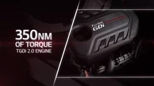 Kia Optima GT Malaysia debut 3