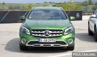 Mercedes-Benz GLA facelift Hungary (4)