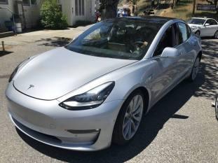 Tesla Model 3 Spyshots-03