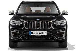 2018 BMW X3 Leaked-04