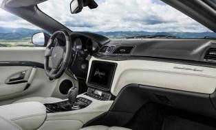 2018 Maserati GranCabrio MC (9)