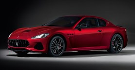 2018 Maserati GranTurismo 1