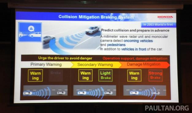 Honda CR-V Sensing test-6