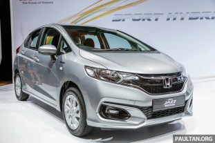 Honda Jazz Hybrid City Hybrid Battery Replacement To Cost Rm55k