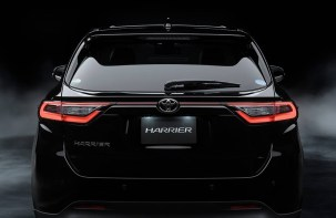 Toyota Harrier facelift-08