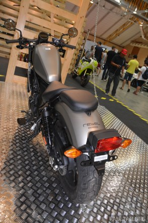 2017 Honda Rebel 500 launch -15