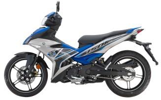 2017 Yamaha Y15ZR Blue - 5