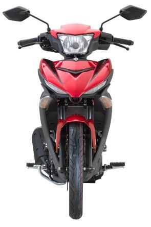 2017 Yamaha Y15ZR Red - 7