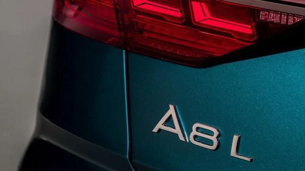 2018 Audi A8 blindtest teaser 5