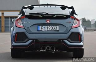 FK8 Honda Civic Type R 17