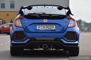FK8 Honda Civic Type R 18
