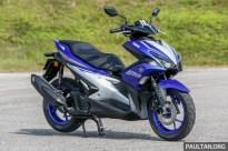 2017 Yamaha NVX-2 BM