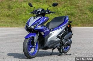 2017 Yamaha NVX-4 BM