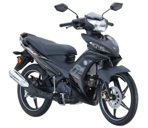 2017 Yamaha Y135LC Black - 7
