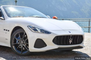 maserati coupe 2018. beautiful maserati 2018 maserati grancabrio review 6 for maserati coupe