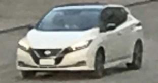 2018 Nissan Leaf undisguised 4