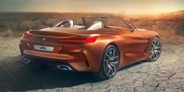 BMW Z4 Concept 02