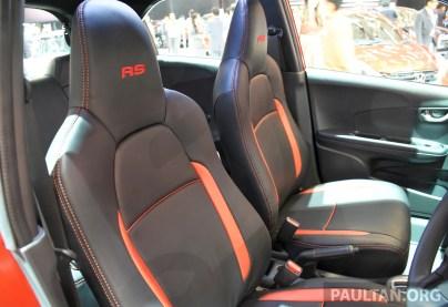 Honda Brio RS CVT Special Edition-16