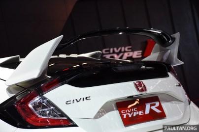 Honda Civic Type R 2