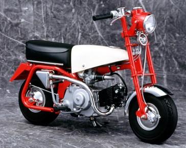 Honda Monkey 50 years - 2