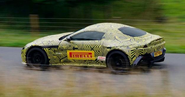 New Aston Martin Vantage 1