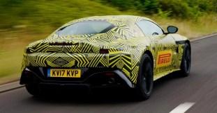 New Aston Martin Vantage 2