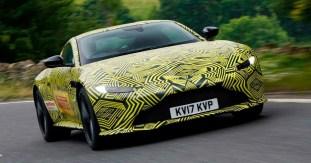 New Aston Martin Vantage 4