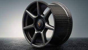 Porsche 911 Turbo S Exclusive carbon wheel-3