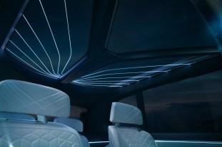 BMW Concept X7 iPerformance interior 6