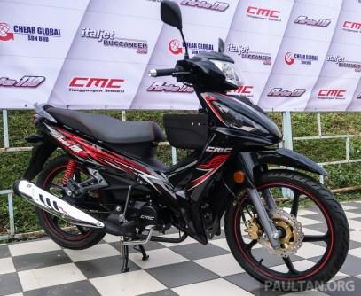 CMC Ario 110 BM-4