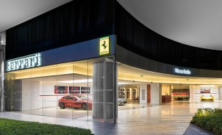 Ferrari Showroom Platinum Park