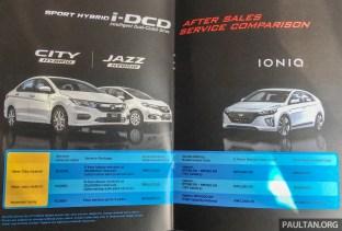 Honda Jazz Hybrid battery replacements-3