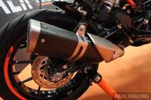 KTM Duke 250 2017-15