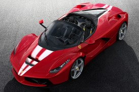 LaFerrari Aperta Save the Children 1
